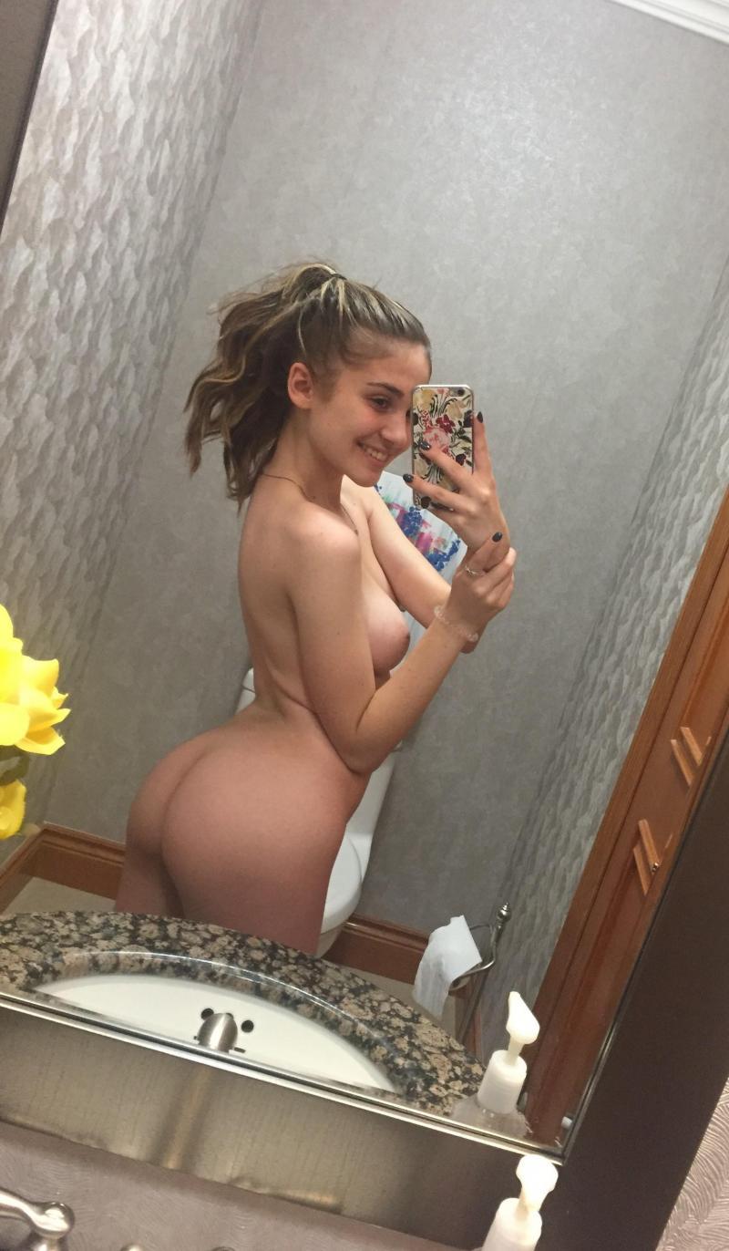 Selfie tyłeczka