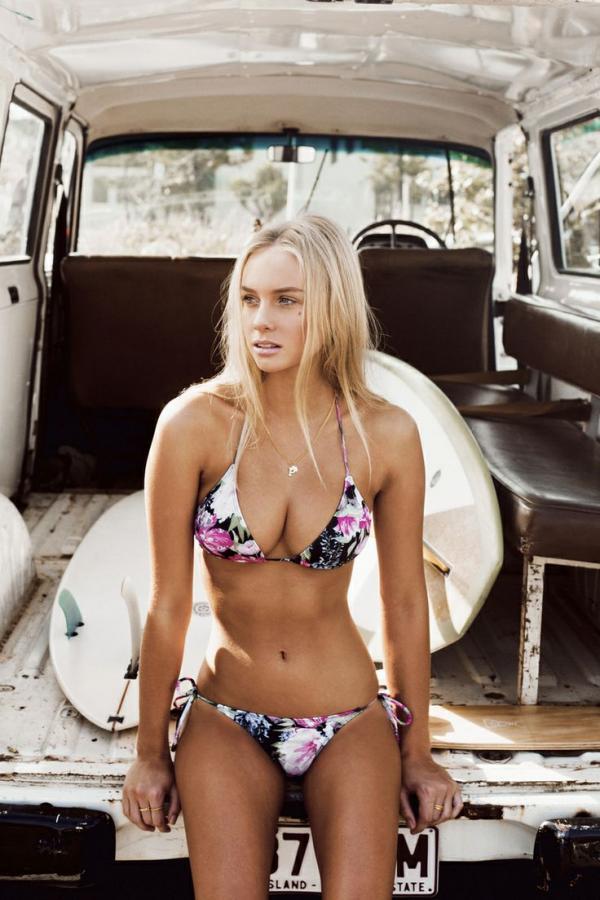 Kolorowe bikini