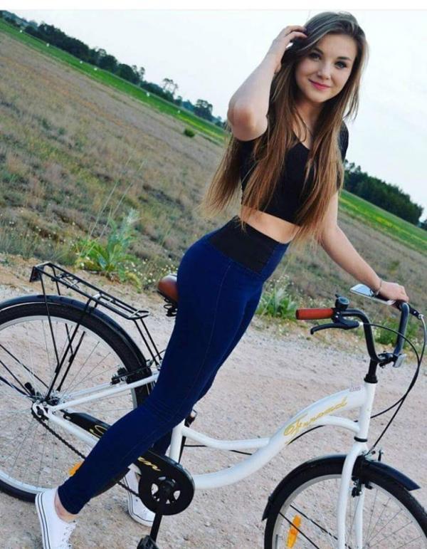 Piękna roweżystka