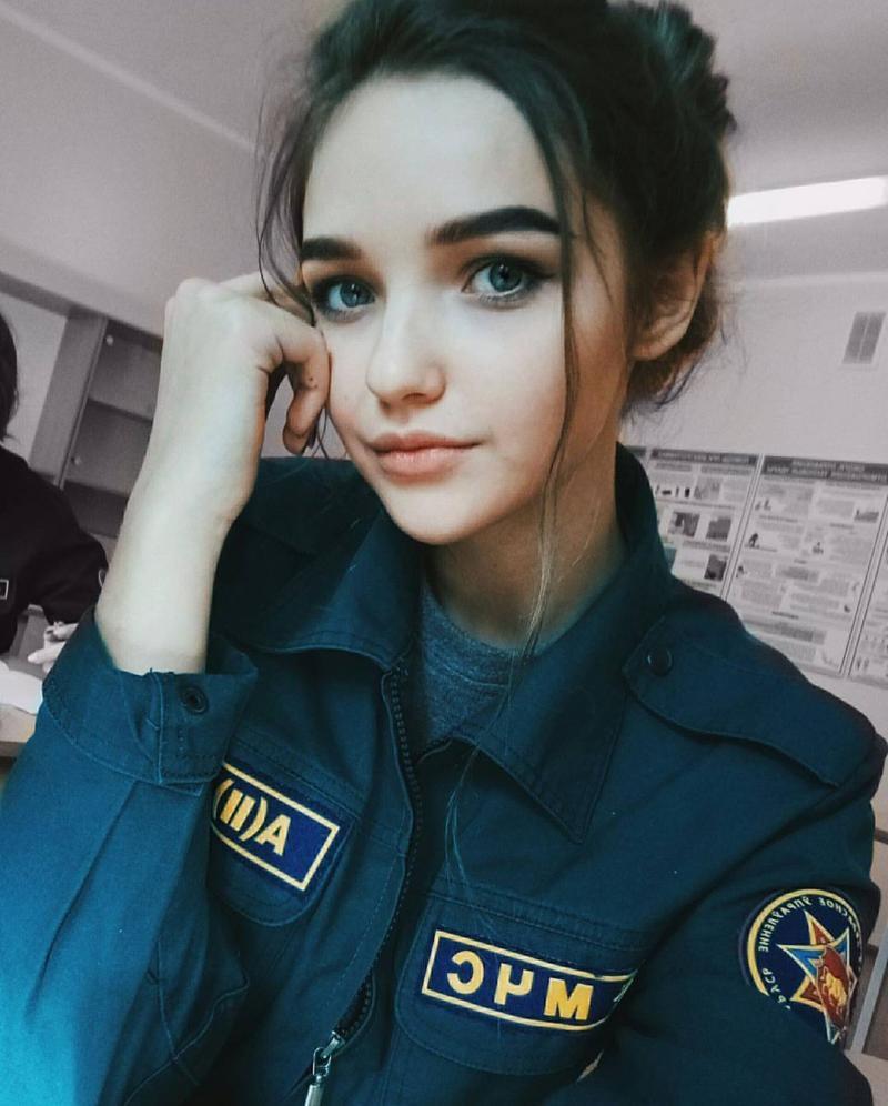 Piękna nastolatka